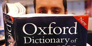 Oxford Sözlüğü 2018 Yılının Kelimesini Açıkladı: Toxic