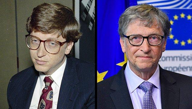 #2 Bill Gates