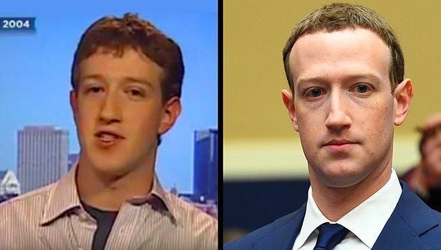 #6 Mark Zuckerbeg