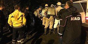 Zonguldak'ta Maden Ocağında Patlama: İki İşçi Ağır Yaralı, Üç İşçi Mahsur
