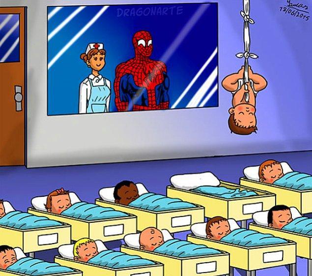 4. Spider-Man