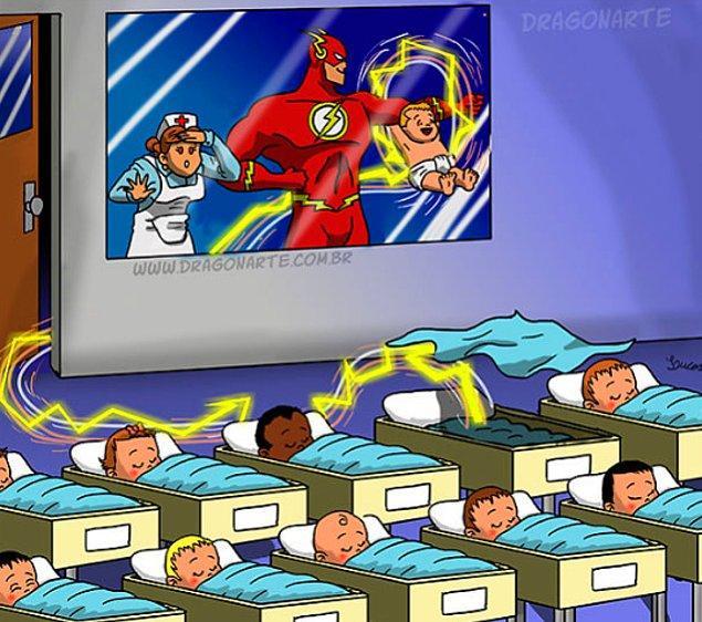 8. Flash