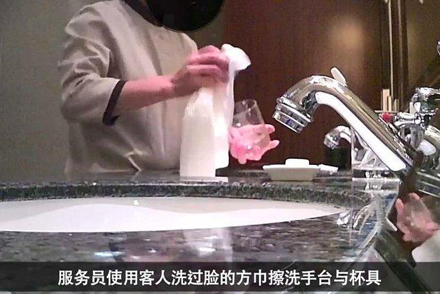 Video, 14 Kasımda Çin'in sosyal medya sitesi olan Weibo'da yayınlandı. x