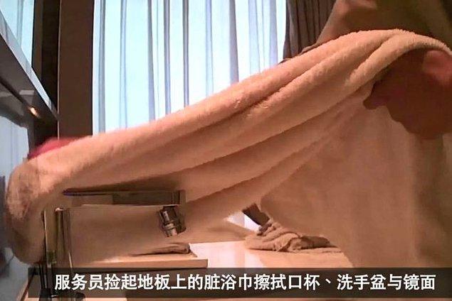 Videoyu paylaşan blogger, Huazong kullanıcı adıyla, 147 tane beş yıldızlı otelde 2 bin gece geçirdiğini dile getirdi.