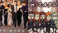 Harry Potter Severler Buraya: Hogwarts Kokan Bu Karikatürleri Görünce Kahkahalara Boğulacaksınız!