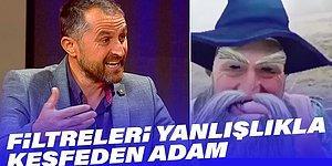 Yanlışlıkla Filtreleri Keşfeden Abi Eser Yenenler Show'da!