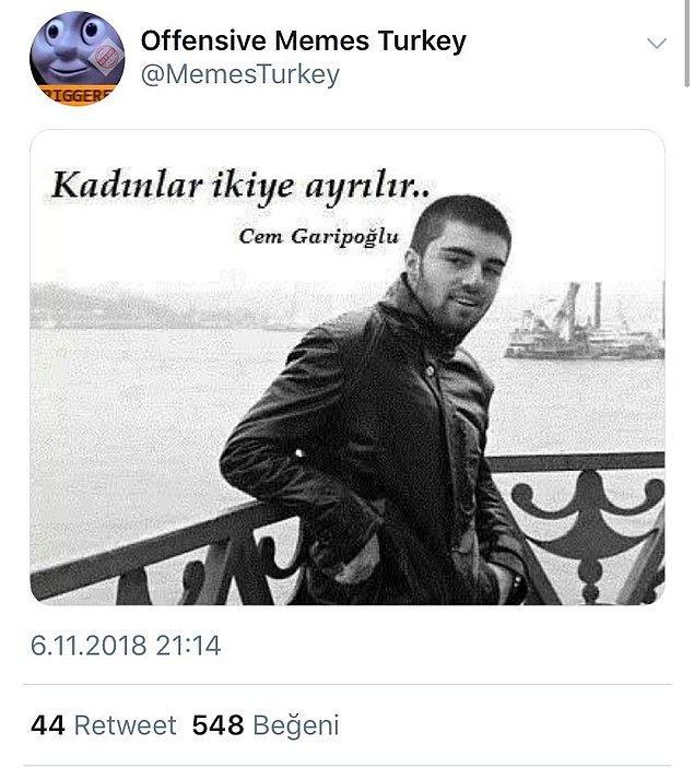 11. Kafası kesildikten sonra konteynere atılan ve cesedi bir atık toplayıcısı tarafından bulunduktan sonra Türkiye'de büyük bir infial yaratan Münevver Karabulut cinayetinden bahseden bu paylaşım kadına şiddeti yeniden üretmekten başka bir işe yaramıyor.