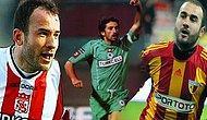 Bir Zamanlar Süper Lig'de Gösterdikleri Performansla Futbolseverlerin Gözdesi Olup Daha Sonra Hayal Kırıklığı Yaşatan 13 Futbolcu