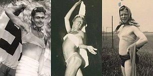İkinci Dünya Savaşı'nın Az Bilinen Yüzü: Kadın Kıyafeti Giyen Naziler