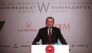 Cumhurbaşkanı Erdoğan: 'Erkek ile Bayan 100 Metreyi Koşsunlar, Bu Adalet Olur mu?'