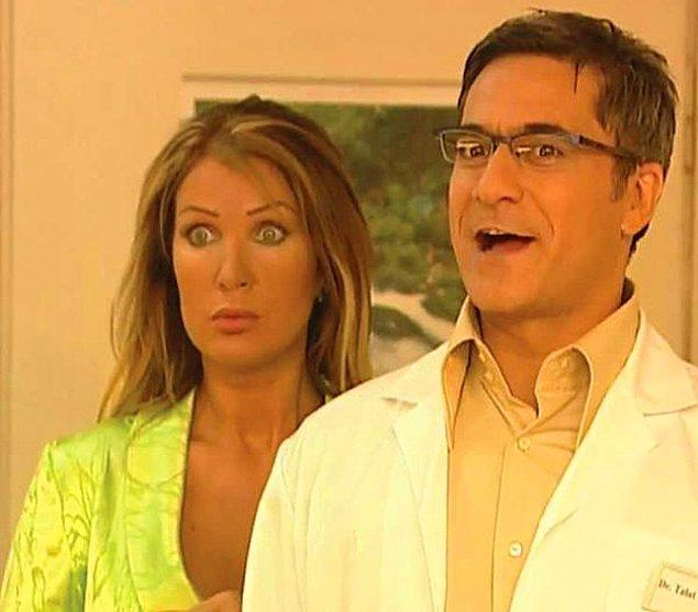 21. Hastayım Doktor (2002) IMDb: 2.3