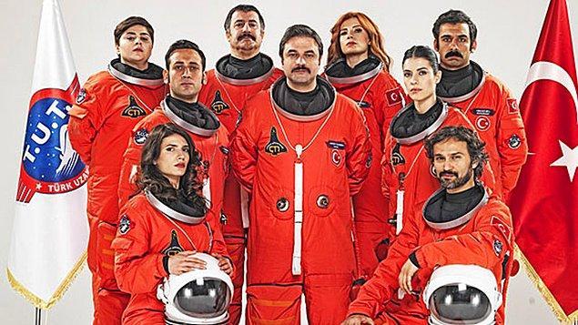 20. Türk'ün Uzayla İmtihanı (2012) IMDb: 2.2