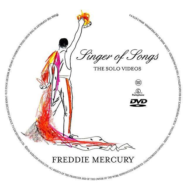 27. 2006 yılında, 60. doğum gününde onu anmak adına ''Lover of Life, Singer of Songs'' isminde, Freddie'nin solo şarkılarından oluşan 20 parçalık bir albüm yayınlandı.
