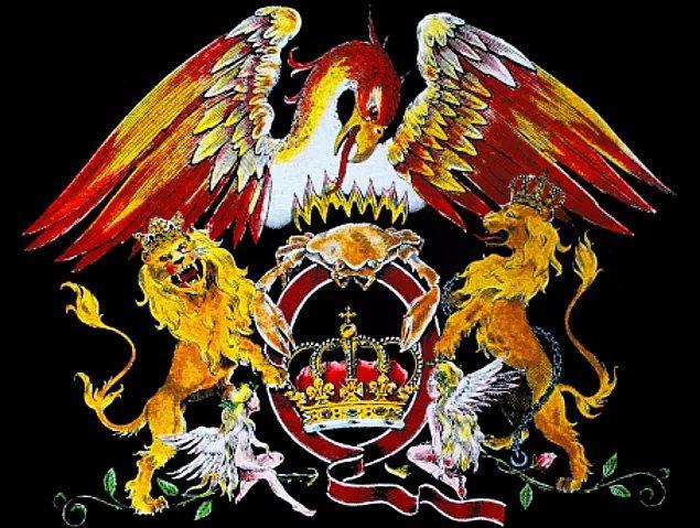 20. Grafik tasarımı alanında diploması vardı ve Queen grubunun logosunu kendisi tasarlamıştı.