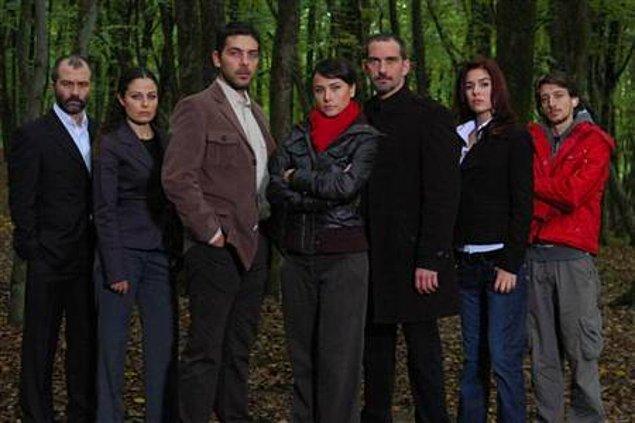 1. Çemberin Dışında (2008) IMDb: 1.1