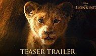 Disney'in Yeni Aslan Kral Filminin İlk Fragmanı Yayınlandı!