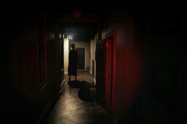 22. Silent Hills : P.T.