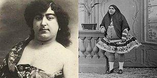 Erkeklerin Aklını Başından Alan, 19. Yüzyılın Güzellik Sembolü İran Prensesi: Qajar