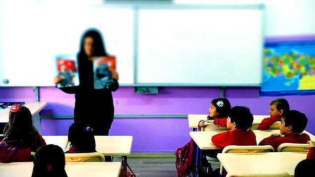 Öğretmenlerin çoğu kendilerini iş yerinde değersiz hissediyor