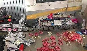 Çin'de 500.000 Kutu Sahte Kondom Üretip Satmaya Çalışan Çete Yakalandı!