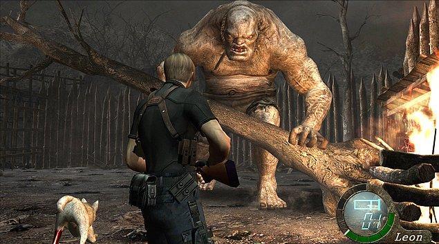 2. Resident Evil 4