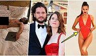 Sen de mi Jon Snow? Çıplak Fotoğrafları İnternete Sızan Kit Harington'ın, Eşi Rose Leslie'yi Rus Bir Modelle Aldattığı Ortaya Çıktı!