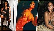 Rihanna'nın Bu Fotoğraflarından Hangisinin Daha Fazla 'Like' Aldığını Bulabilecek misin?