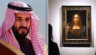 Suudi Veliaht Prensi Selman 450 Milyon Dolara Satın Almıştı: Dünyanın En Değerli Tablolarından Salvator Mundi'nin Akıbeti Belirsiz