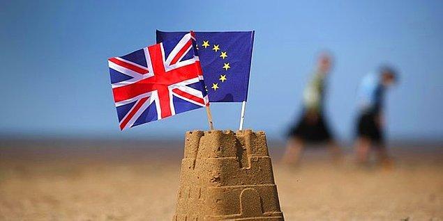 İngiltere, 23 Haziran 2016'da yapılan referandumla AB'den ayrılma kararı almıştı.