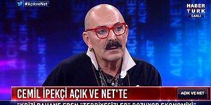 Modacı Cemil İpekçi'nin Açıklamaları Tartışma Yarattı: 'Ekonomiyi Terbiyesiz ve Edepsiz İnsanlar Bozuyor'