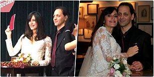 Ve Evlendiler! Kaan Tangöze ile Kıvılcım Ural Sade Bir Düğünle Dünyaevine Girdi!
