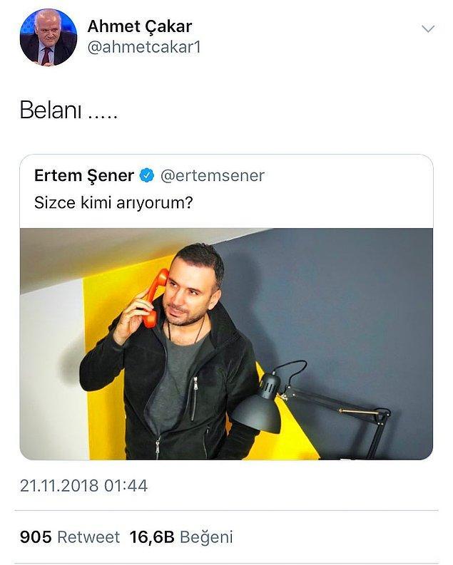 14. Ahmet Çakar, sıvacıya yargı dağıtıyor.