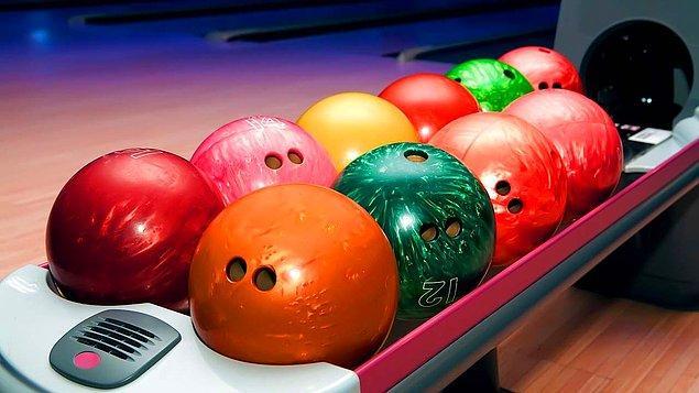 5. Bowling Topu