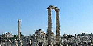 Tarihi Mirasımız Tehdit Altında: 2 Bin Yıllık Apollon Tapınağı'nı Su Bastı