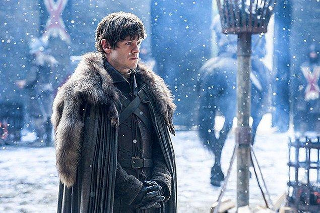 12. Ramsay Snow-Bolton rolünü canlandıran oyuncu Iwan Rheon, başta aslında Jon Snow rolünü almayı hedefliyormuş.