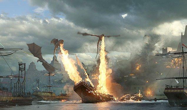 17. Game of Thrones'un en büyük bütçeli yapımlardan biri olduğunu herkes biliyor. İlk sezonlarda ortalama bütçesi sezon başına 50-60 milyon mark olan dizinin bütçesi dizi geliştikçe artmış ve 6. Sezonda 100 milyon dolara ulaşmış.