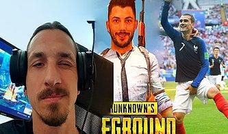 Milyonlar Kazandığı Halde İdmandan Çıktığı Gibi Oyun Oynamaya Koşan 17 Gamer Futbolcu