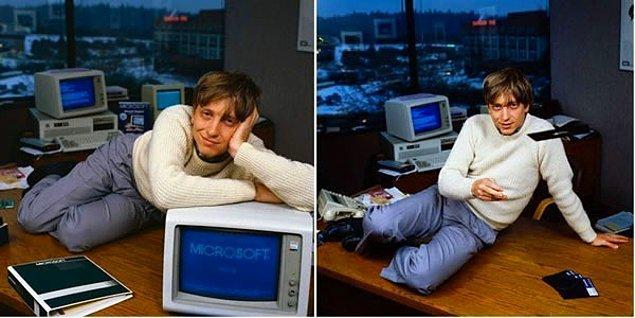 4. Bill Gates, 1987'de henüz 31'indeyken, bu şaşırtıcı servete ulaştığında en genç milyarderdi.