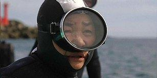 Japonya'nın Balıkçı Dalgıç Nineleri: Yaşları 60 İla 80 Arasında Değişiyor