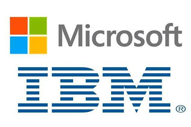 3. Microsoft'un ilk büyük anlaşması, PC DOS adı verilen yeni bilgisayarlarının işletim sistemi için IBM ile yapıldı. Bu anlaşmanın getirisi tam 50 bin dolardı.