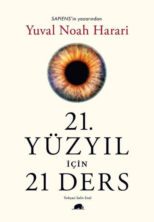 8. 21.Yüzyıl İçin 21 Ders - Yuval Harari