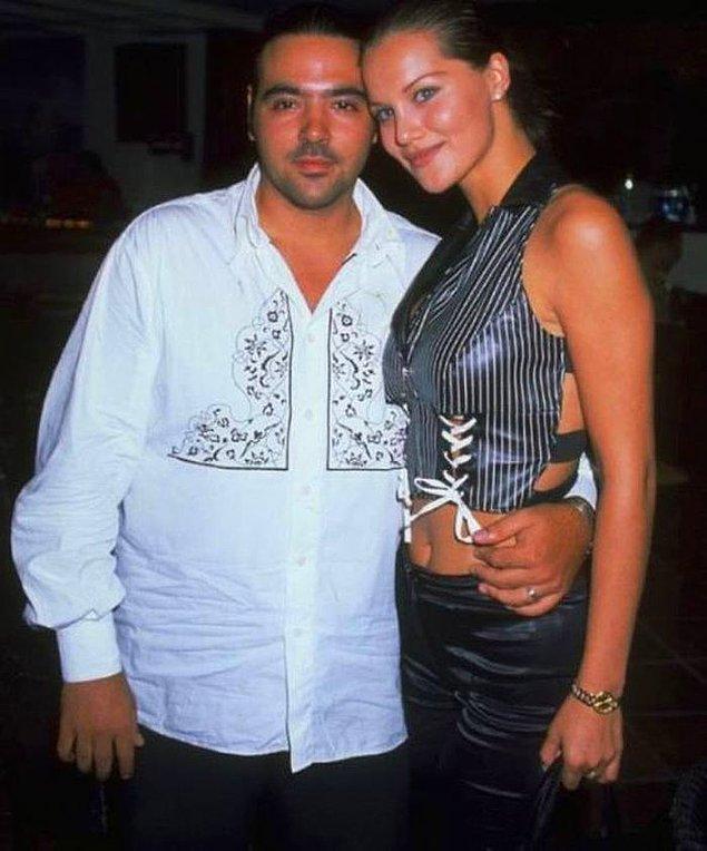 11. Bundan pek haberiniz olmayabilir ama, Ebru Şallı ve Ozan Orhon 1997 yılında evlendi, ancak 1 yıl sonra evliliklerini sonlandırdılar.