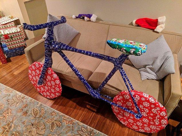"""2. """"Kardeşime hediye bisiklet aldık, kavuşma anını zorlaştırmak için elimden geleni yaptım..."""""""