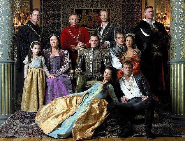 6. The Tudors
