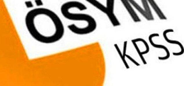 ÖSYM'den gelen açıklamada KPSS 2018 Ön Lisans sonuçlarının 29 Kasım 2018'te açıklanacağı duyuruldu.