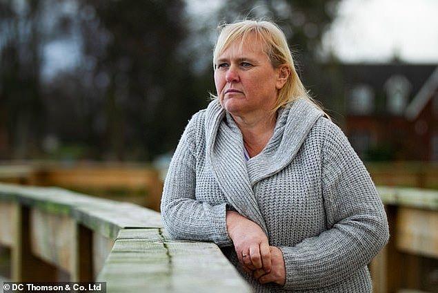 Pauline Hunt, böbrek nakli olduktan sonra kanser oldu!