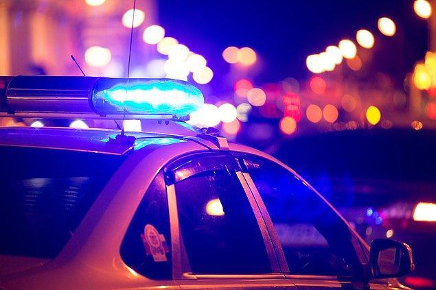 Kız arkadaşı tarafından darp edilen adam, sevgilisini polise şikayet etti.