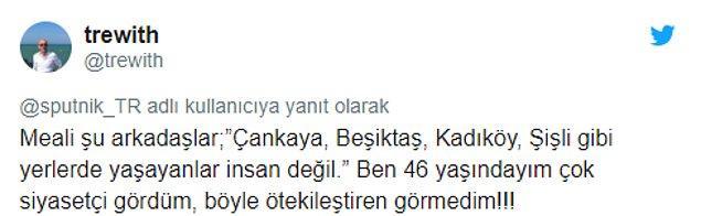 Erdoğan'ın açıklamaları sonrası sosyal medyadan da yorumlar geldi...