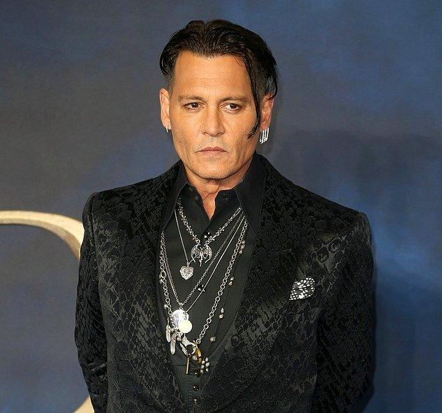3. Johnny Depp