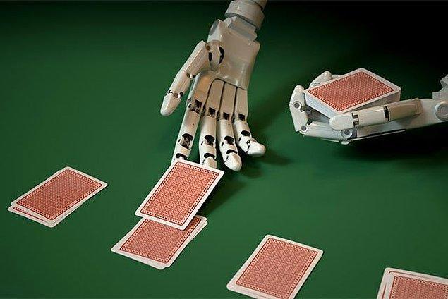 Yıl 2020: Dünya Poker Turnuvası'nda mücadele etmek ve belki de kazanmak.